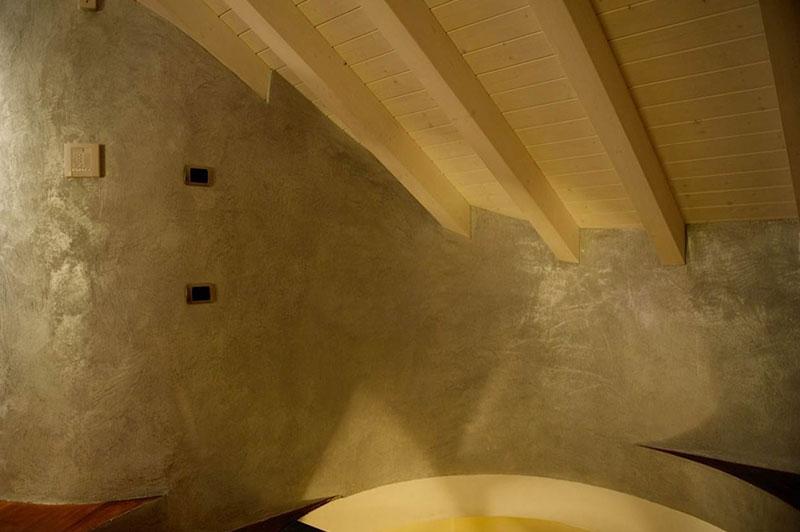 Pittura calce naturale cemento armato precompresso for Intonaco rustico